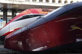 Italské vysokorychlostní vlaky