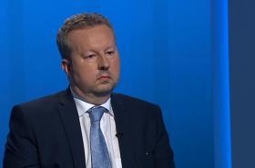 Ministr Brabec v Interview ČT24