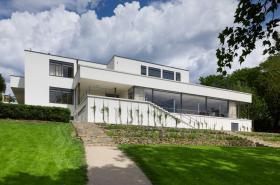 Rekonstrukce vily Tugendhat v Brně