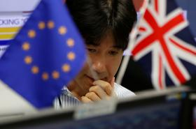 Panika na finančních trzích