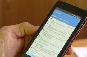 Aplikace First responder