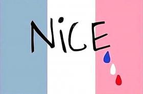 Smutek na sociálních sítích po útoku v Nice