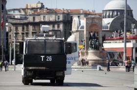 Pokus o puč v Turecku