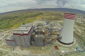 Elektrárna v Turecku