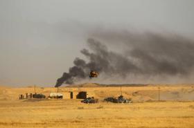 Boj proti Islámskému státu v Iráku