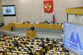 Ruská Státní duma