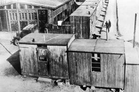 Romský koncentrační tábor v Letech