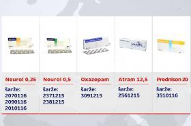 Vadné léky