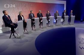Debata kandidátů v krajských volbách ve Zlínském kraji