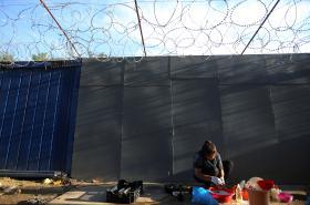 Uprchlice v Maďarsku