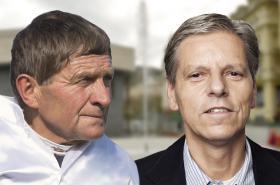 Jan Horník a Josef Váňa