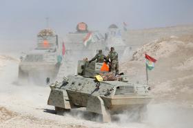 Ofenziva v Mosulu