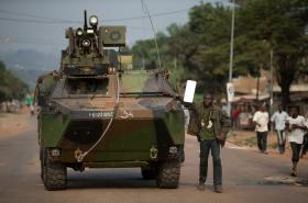 Francouzská intervence ve Středoafrické republice