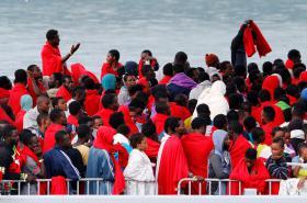 Italští migranti