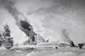 Bitva v Jávském moři