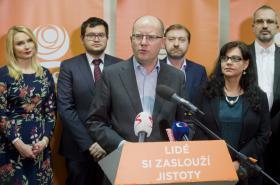 Brífink po jednání Ústředního výkonného výboru ČSSD