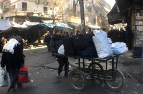 Obyvatelé Aleppa se připravují na evakuaci