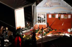 Útok na vánočních trzích v Berlíně