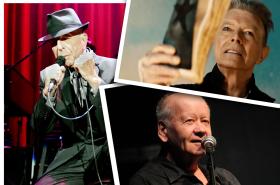 Leonard Cohen, David Bowie a Radim Hladík