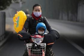 Číňané si kvůli zácpám oblíbili znovu kola