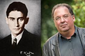 Reiner Stach a Franz Kafka