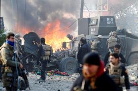 Irácké zvláštní síly