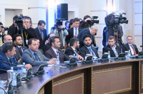 Mírové rozhovory v Astaně
