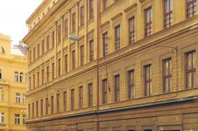 Prodaný historický dům v centru Prahy.