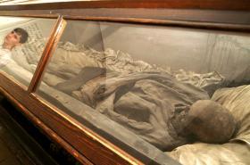 Mumie Františka Trencka