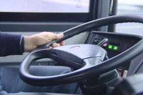 Řidič autobusu