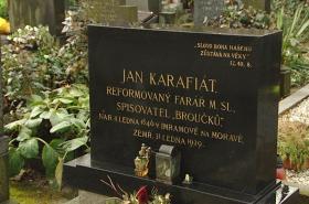 Hrob Jana Karafiáta