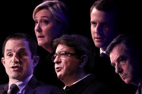 Prezidentští kandidáti