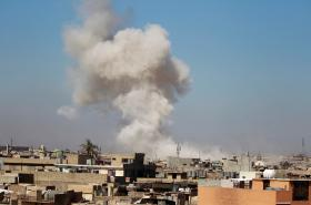 Bombardování Mosulu