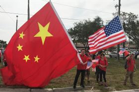 Přípravy na setkání Trumpa se Si Ťin-pchingem