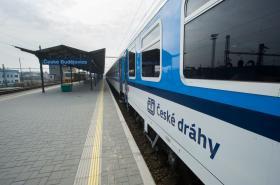 Českobudějovické nádraží