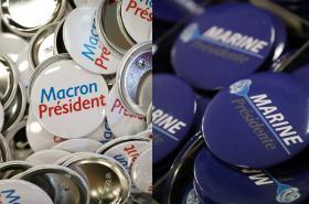 Sestava pro druhé kolo francouzských voleb