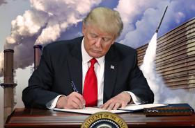 Prvních sto dní Donalda Trumpa
