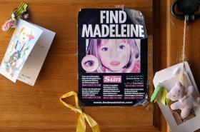 Pátrání po Maddie McCannové