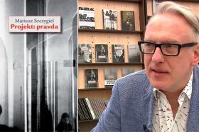 Kniha Mariusz Szczygieła Projekt: Pravda