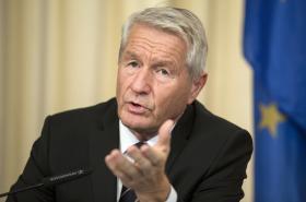 Generální tajemník Rady Evropy Thorbjörn Jagland