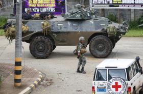 Filipínští vojáci