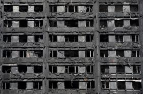 Trosky Grenfell Tower