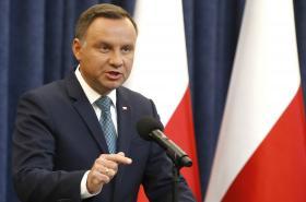 Prezident Duda oznamuje chystané veto reformy