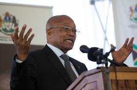 Prezident JAR Jacob Zuma