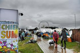 Bouře ukončila festival v Übersee