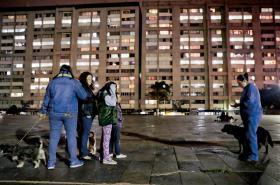 Mexiko zasáhlo jedno z nejsilnější zemětřesení