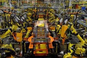 Evropský průmysl