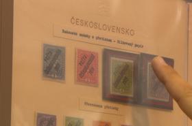 Znovuobjevené ukradené známky