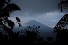 Sopka Agung na Bali