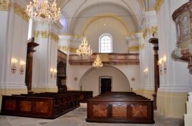 Kostel Nanebevzetí Panny Marie v Konojedech u Úštěku